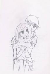 YUKI CHAN :3 MY BFF by haidy-uchiha
