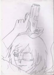gun girl by haidy-uchiha