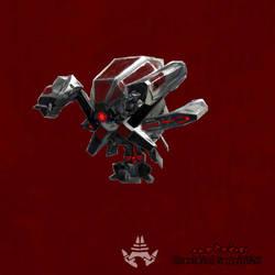 Banished Aggressor Sentinel  by SonOfSam35