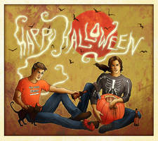 No Tricks, All Treats by quickreaver