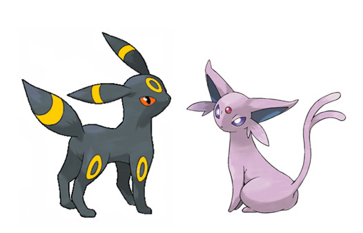 Umbreon And Espeon Umbreon and Espeon by ...