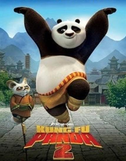 Kung Fu Panda Po And S... Kung Fu Panda Po And Shifu