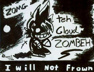 Teh Cloud Zombeh by Roaring-Flame-Cat