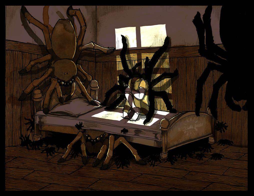 -Uneternal Sleep- by ArtificiallyAwake