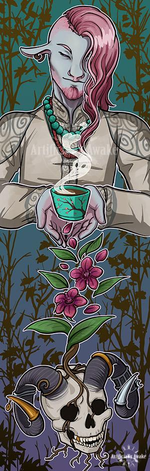 Dead Mans Tea by ArtificiallyAwake
