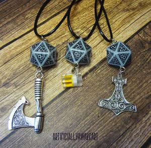 Dwarven Necklaces