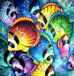 Fish by Kyla-Nichole
