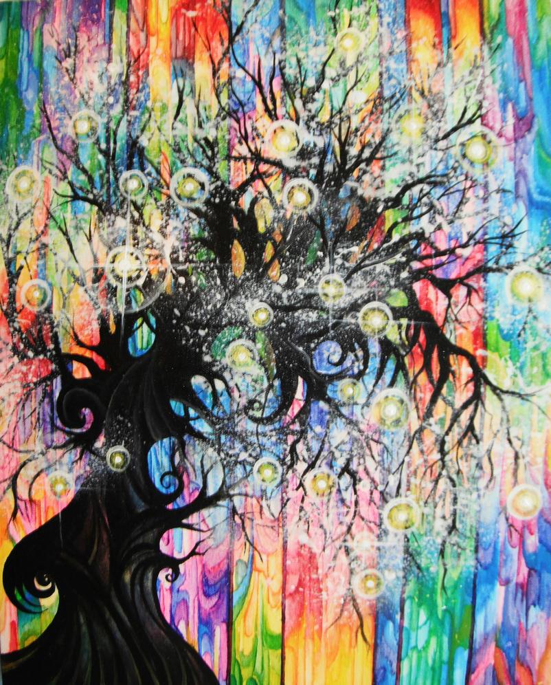 The Tree by Kyla-Nichole