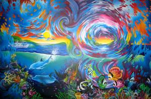 Tropical Twist by Kyla-Nichole