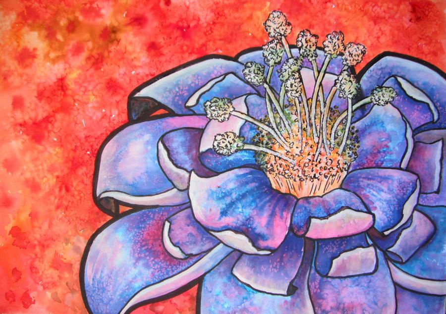 Ink Blossom by Kyla-Nichole