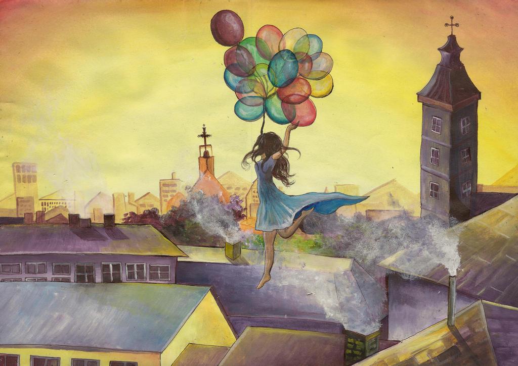 Rise by Kyla-Nichole