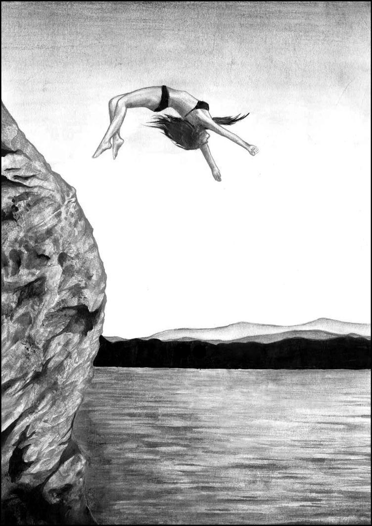 The Leap by Kyla-Nichole