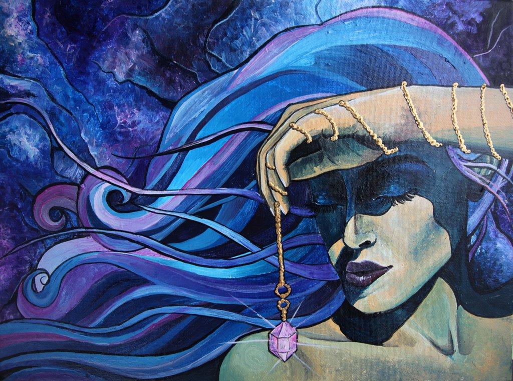 Finding Her Peace by Kyla-Nichole