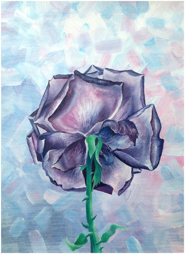Behind the Rose by Kyla-Nichole