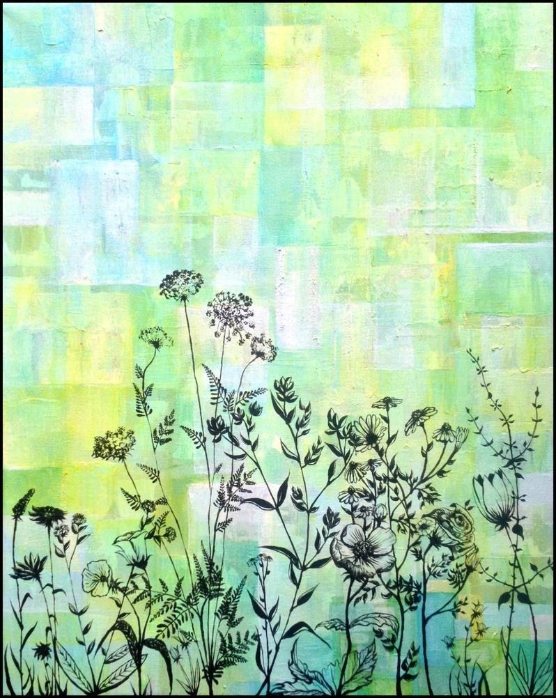 Wildflowers by Kyla-Nichole