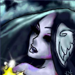 Star Angel by queeslavidasinamor