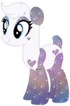 Galaxy Panda Pony Thing-Closed