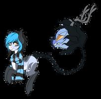 Katt2015 Custom by axolotlshy