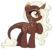 Canon style Comm 4 for xnoodledragon by axolotlshy