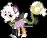 ArmyBite by axolotlshy