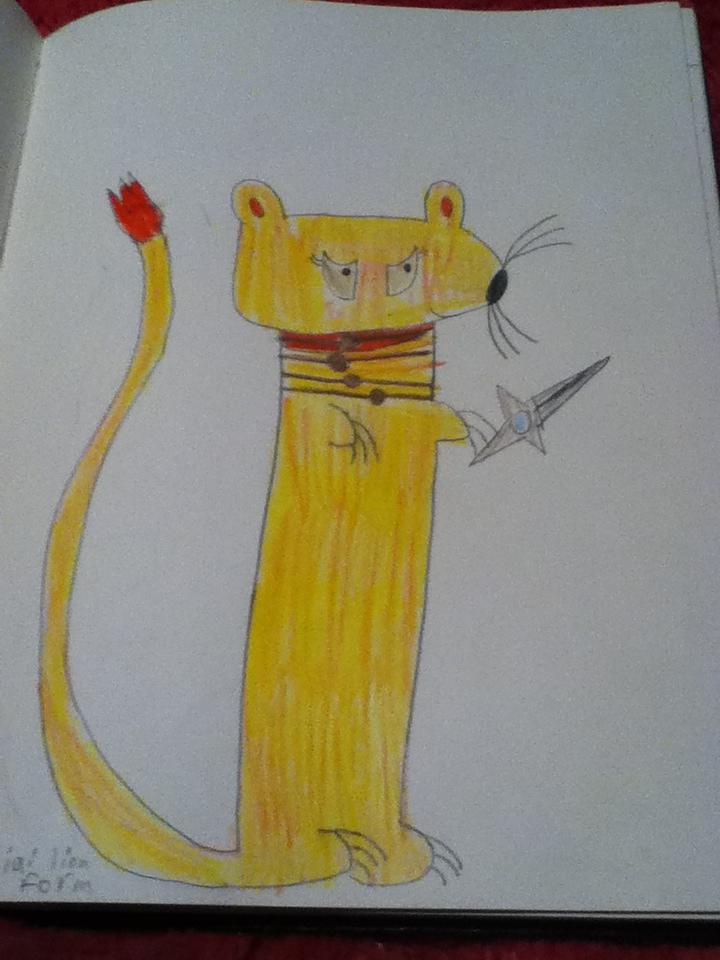 Selenia: Fire Lioness Spiritual by RedlaSunShowers029 on ...