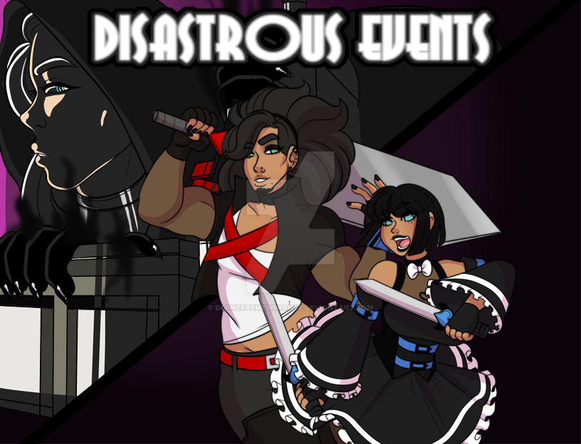 Disastrous Events V.1.0 by DivinexRemembrance