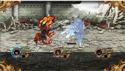 Disastrous Events - Screenshot 1