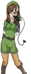 Link Verse by Sketching-Panda-Ren