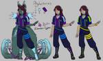 Punk Sound by Sketching-Panda-Ren