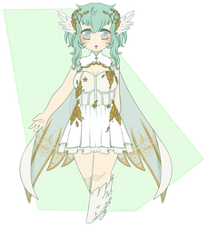 Minty Feathers
