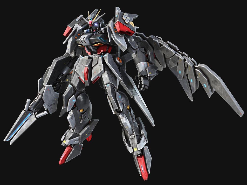 Gundam by henry1025