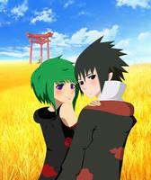 Yuki x Sasuke by Demon-Twin