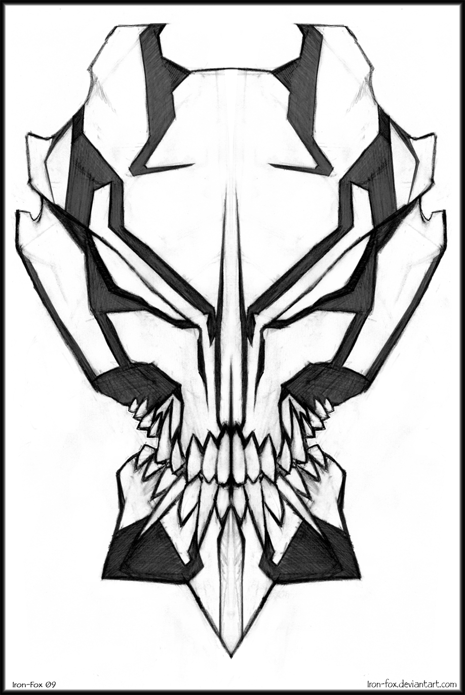 Vizard mask design by Iron-Fox on DeviantArt