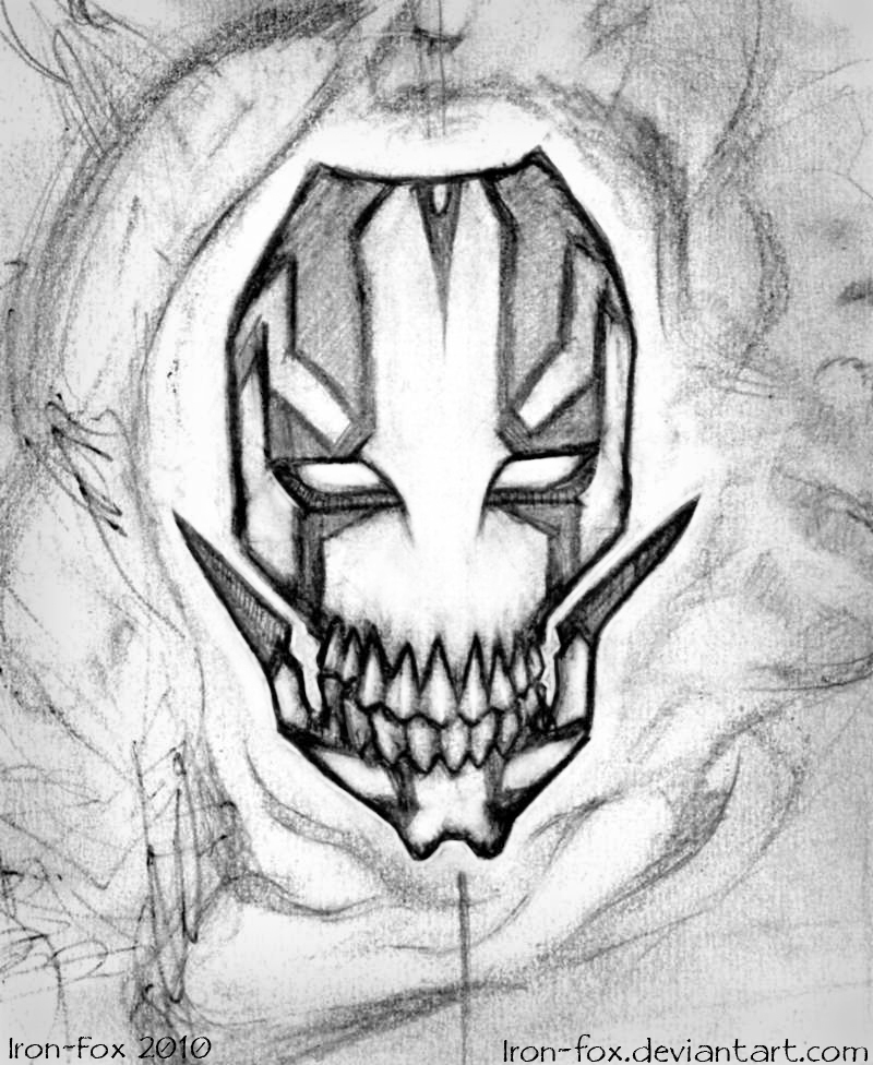Vizard Mask 2 By Iron-Fox On DeviantArt