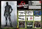 L4D Original Survivor Davis