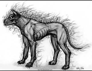 Hellhound by Iron-Fox