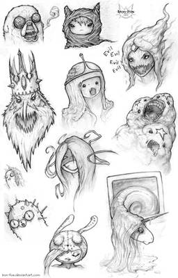 Adventure Time?