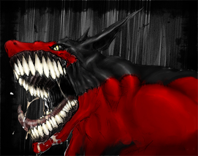 Image result for iron jaw demon