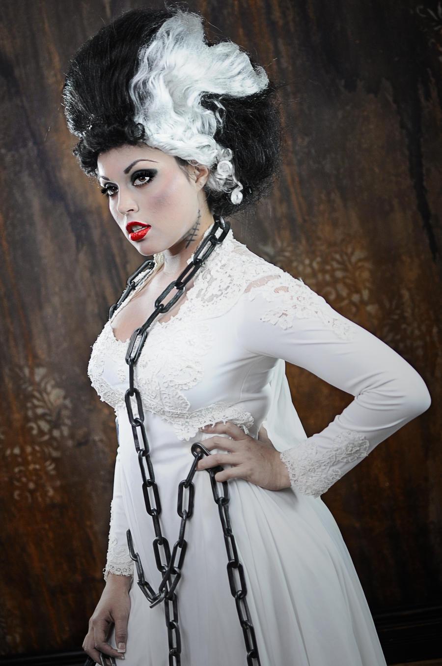 Frankenstein's Bride by hollyelizabethjane