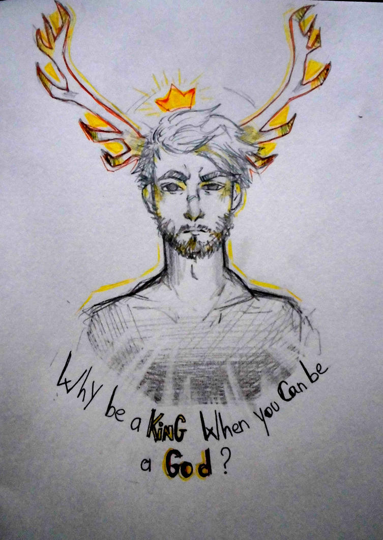 I can be a God by iNhyx