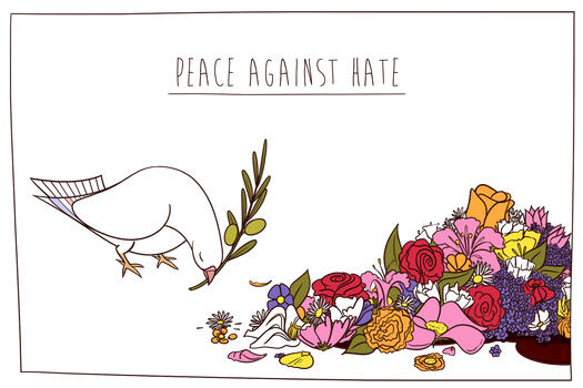 Peace against hate