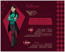 Meet the artist : Hellypse ! by Hellypse