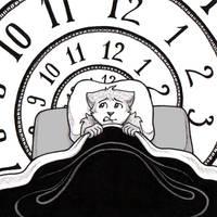 Inktober 14 - Clock