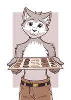 Need a cookie ? by Hellypse