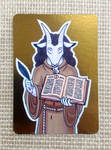 ACEO - Goat of a Tale