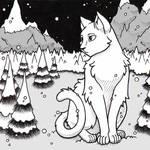 Inktober 15 - Legend by Hellypse