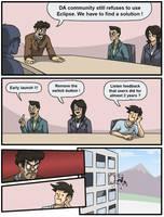 Eclipse Boardroom Meeting