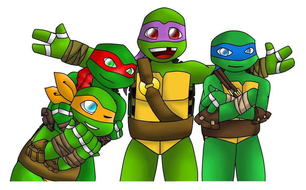 Image Result For Tmnt Raphael Coloring