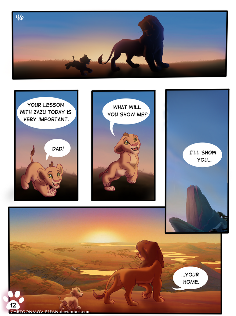 The Lost Son- Chapter 4: The Truth, page 12 by Cartoonmoviesfan