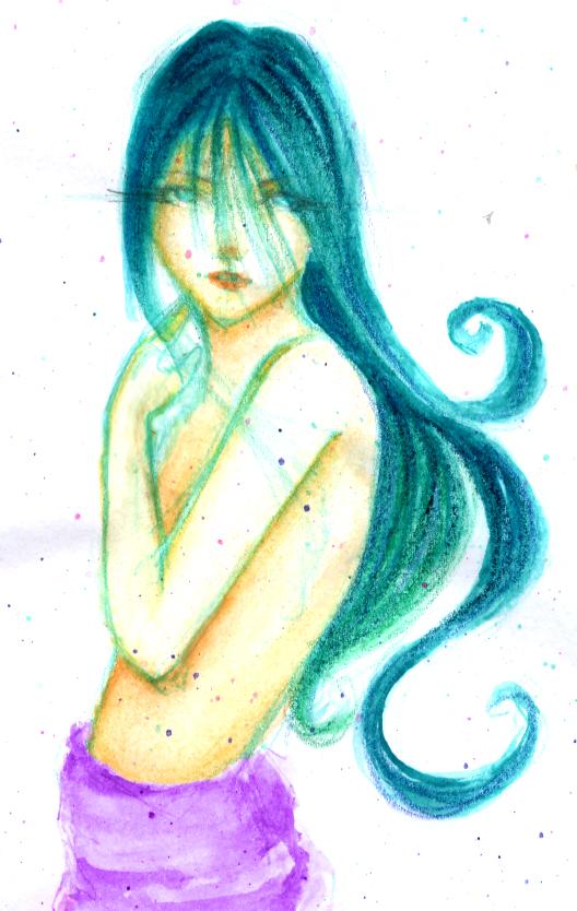 Watercolor Practice by seandreea
